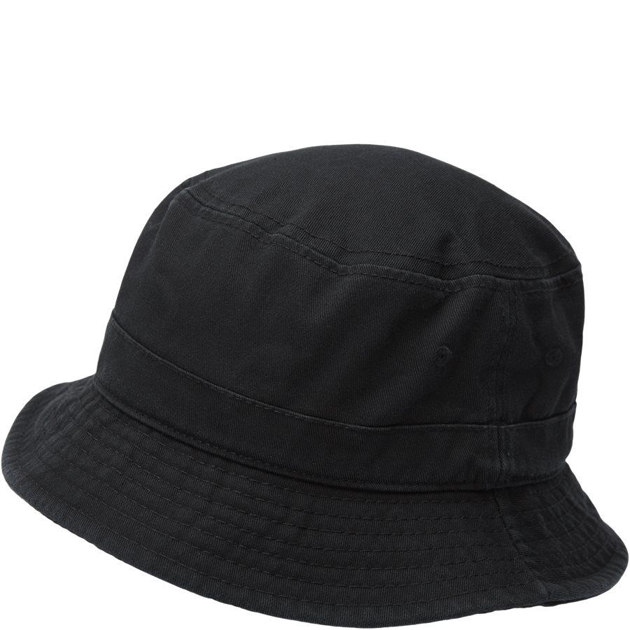 ATLANTIS BUCKET - Atlantis Bucket Hat - Caps - SORT - 1