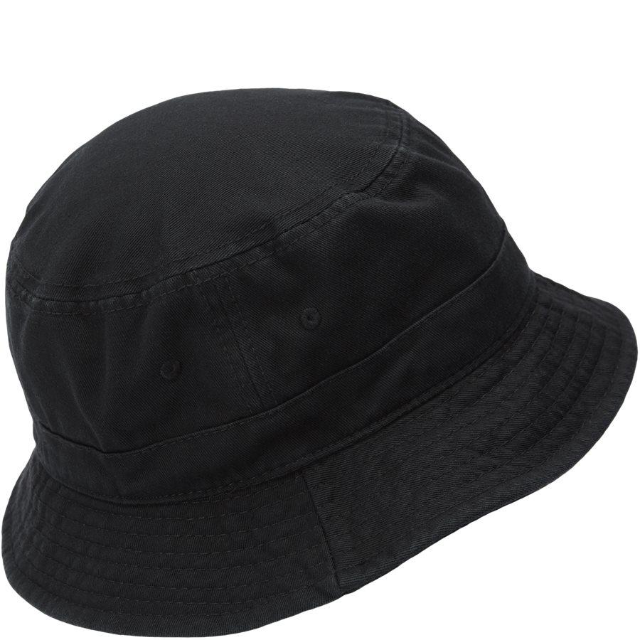 ATLANTIS BUCKET - Atlantis Bucket Hat - Caps - SORT - 3