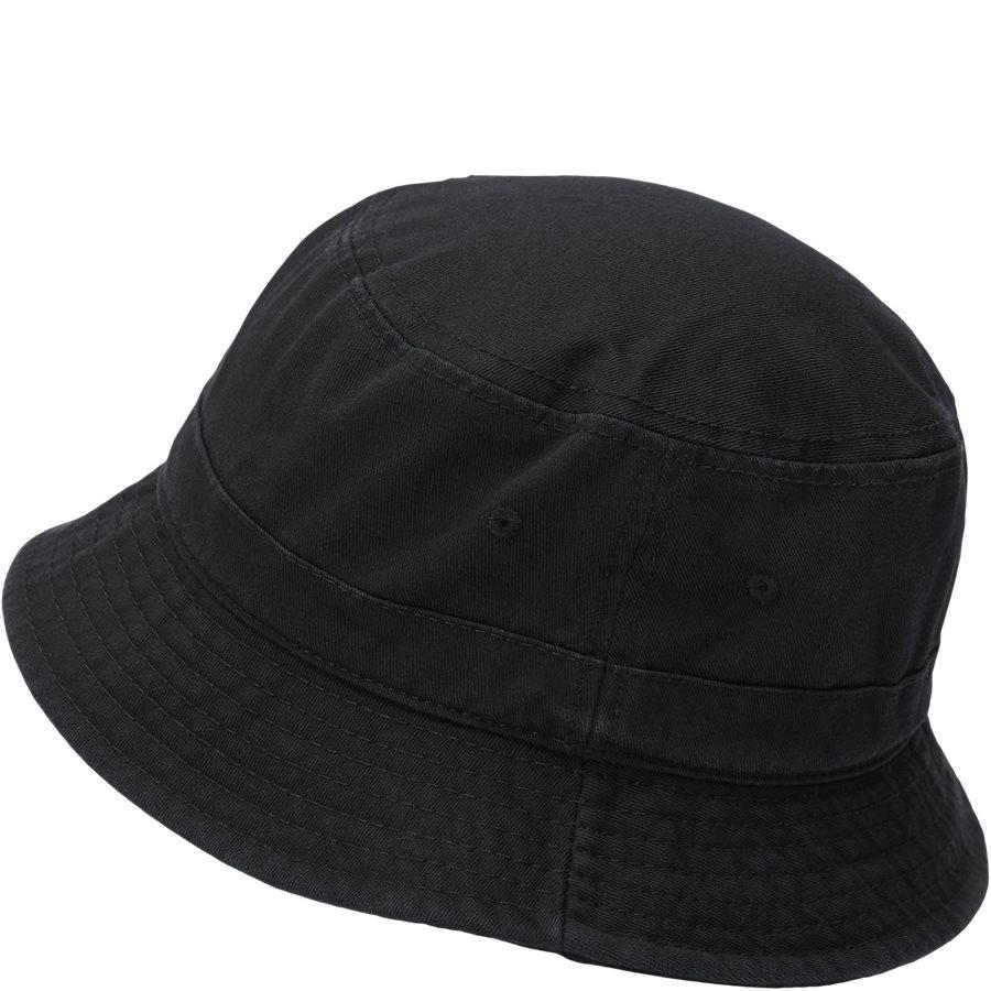 ATLANTIS BUCKET - Atlantis Bucket Hat - Caps - SORT - 4