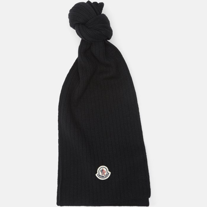 Scarves - Regular fit - Black