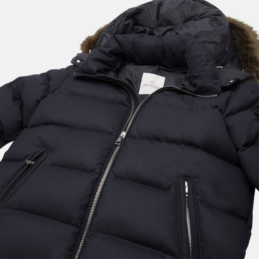 ALLEMAND 40918 25 V0054 - Jackets - Regular fit - NAVY - 4