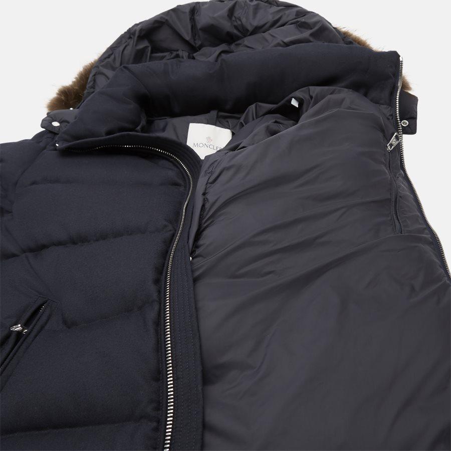 ALLEMAND 40918 25 V0054 - Jackets - Regular fit - NAVY - 8