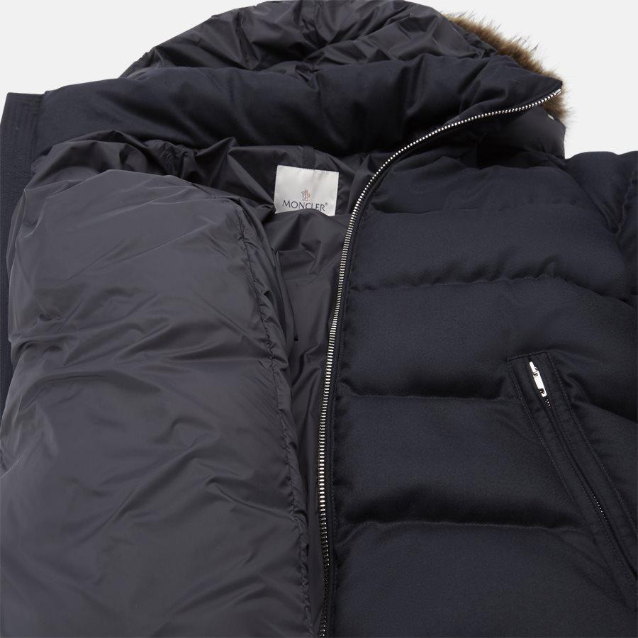 ALLEMAND 40918 25 V0054 - Jackets - Regular fit - NAVY - 9