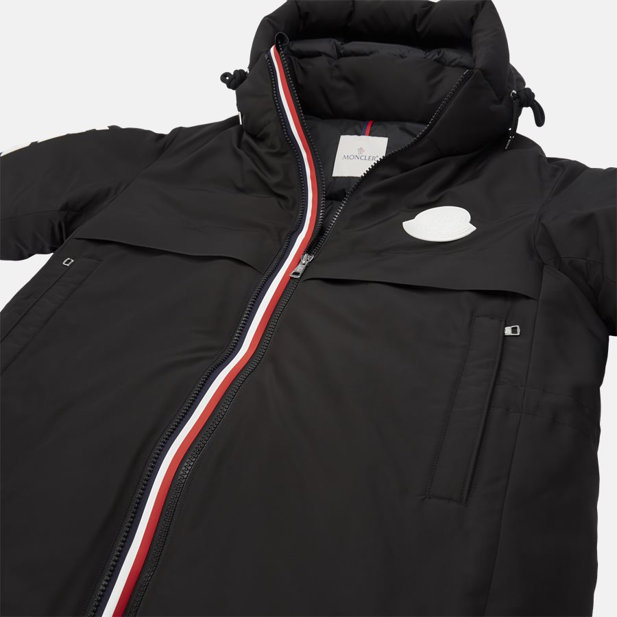 CHARNIER 42360 05 C078 - Jakker - Regular fit - BLACK - 7