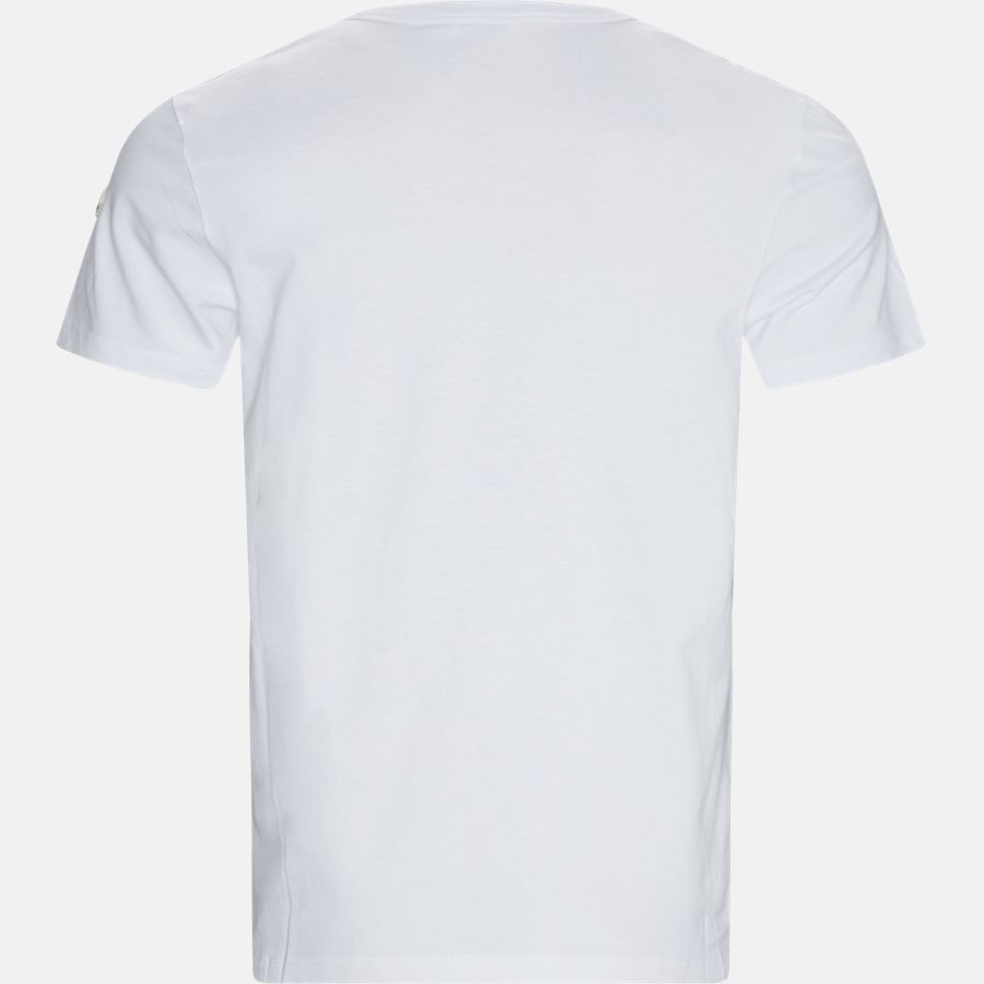 80485 50 839T  - T-shirts - WHITE - 2