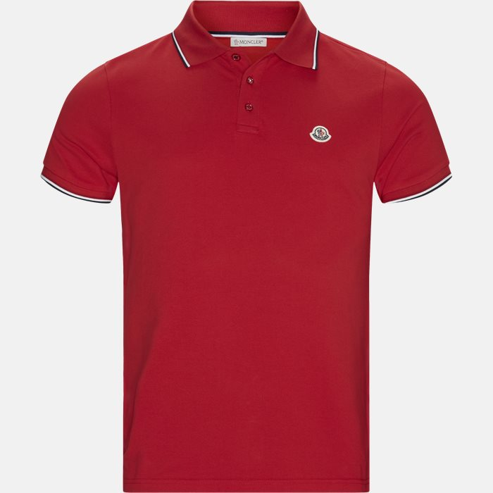 T-shirts - Regular fit - Red