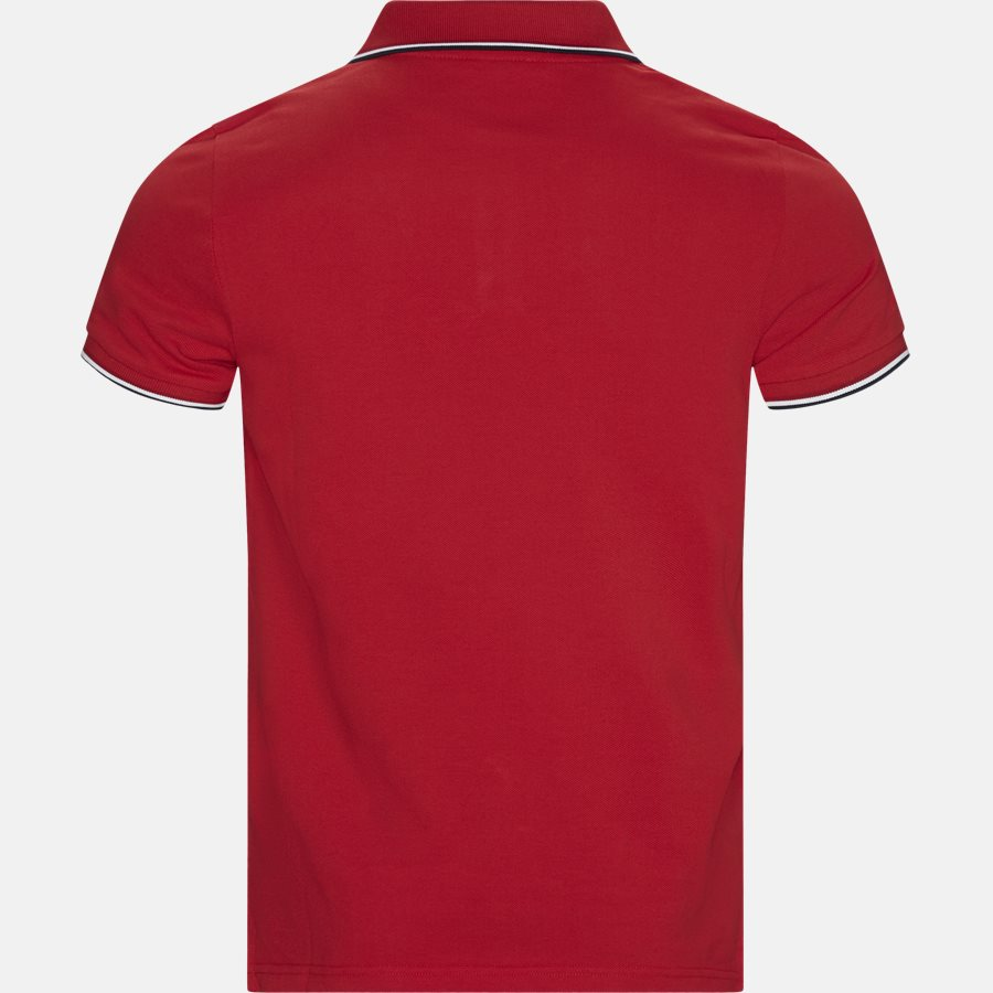 84456 00 84556 19 - T-shirts - Regular fit - RED - 2