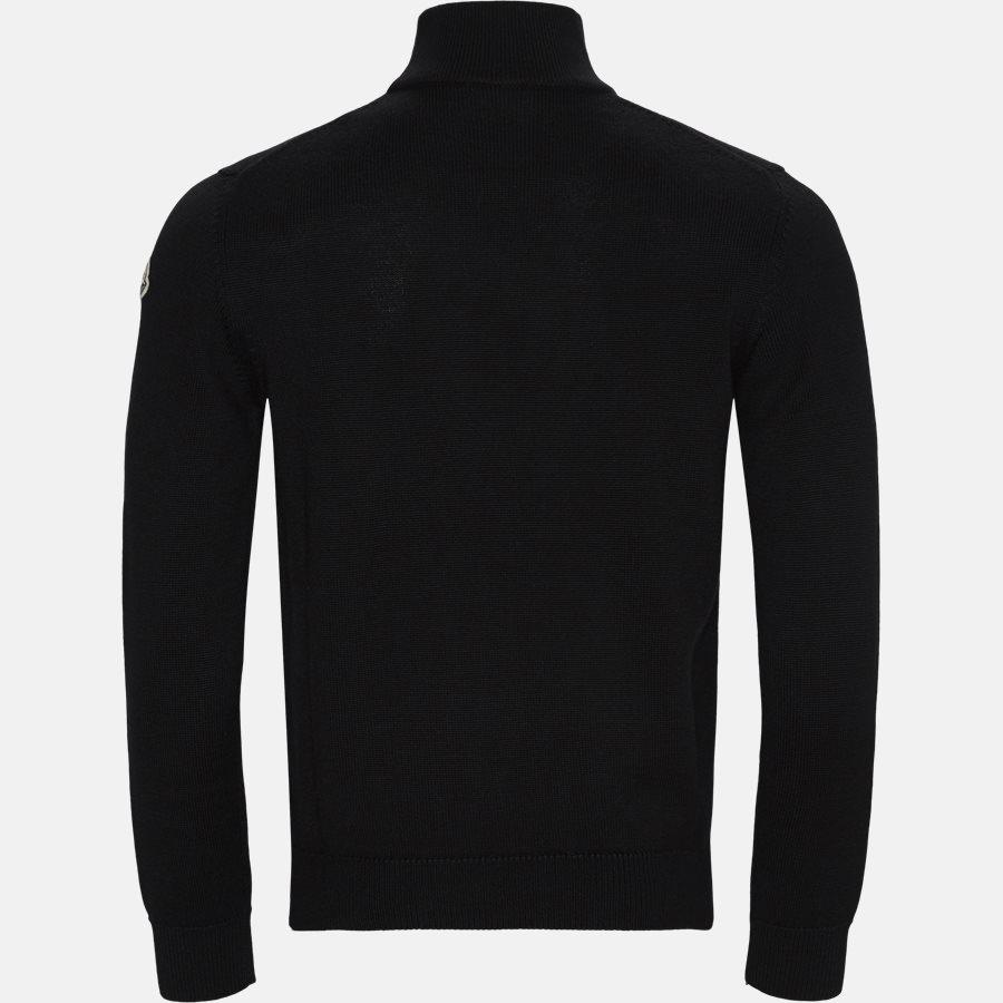 92043 00 A9204 - Knitwear - Regular fit - BLACK - 2