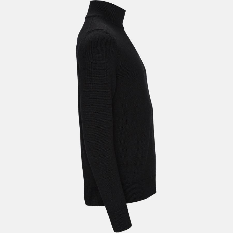 92043 00 A9204 - Knitwear - Regular fit - BLACK - 3