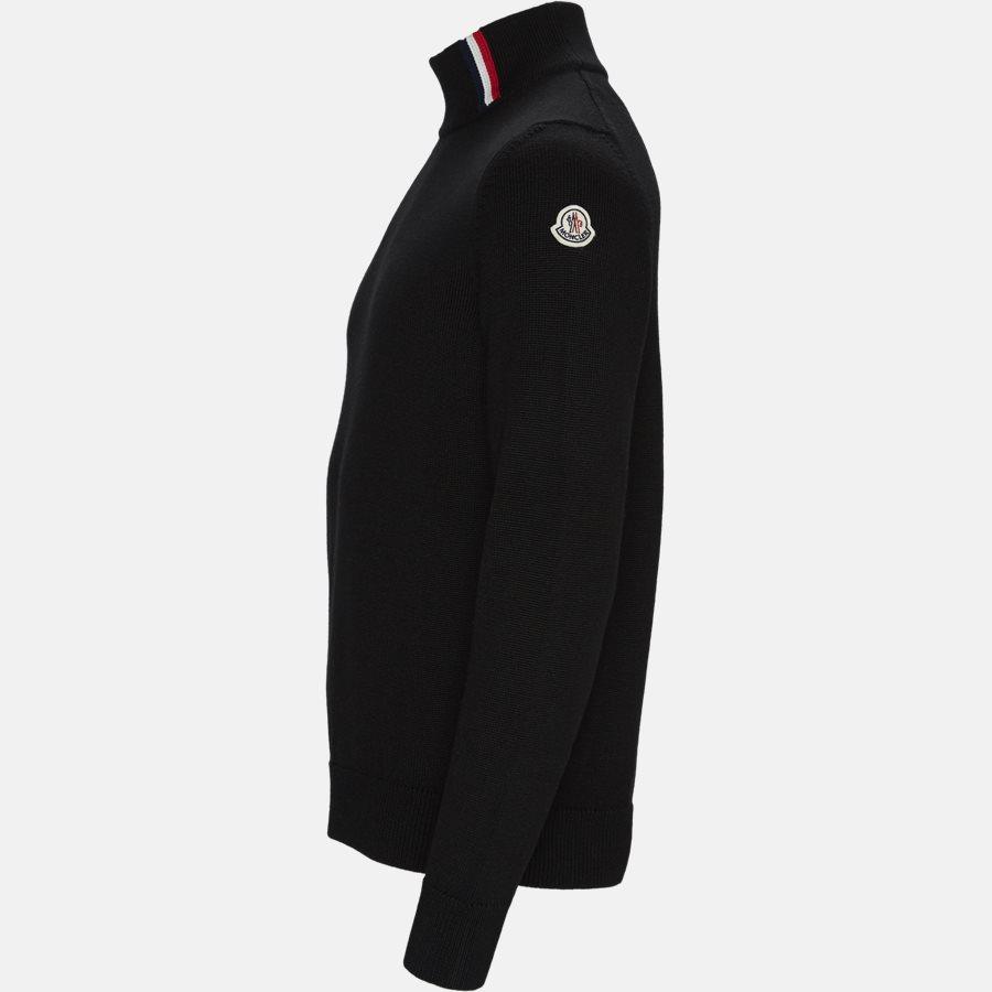 92043 00 A9204 - Knitwear - Regular fit - BLACK - 4