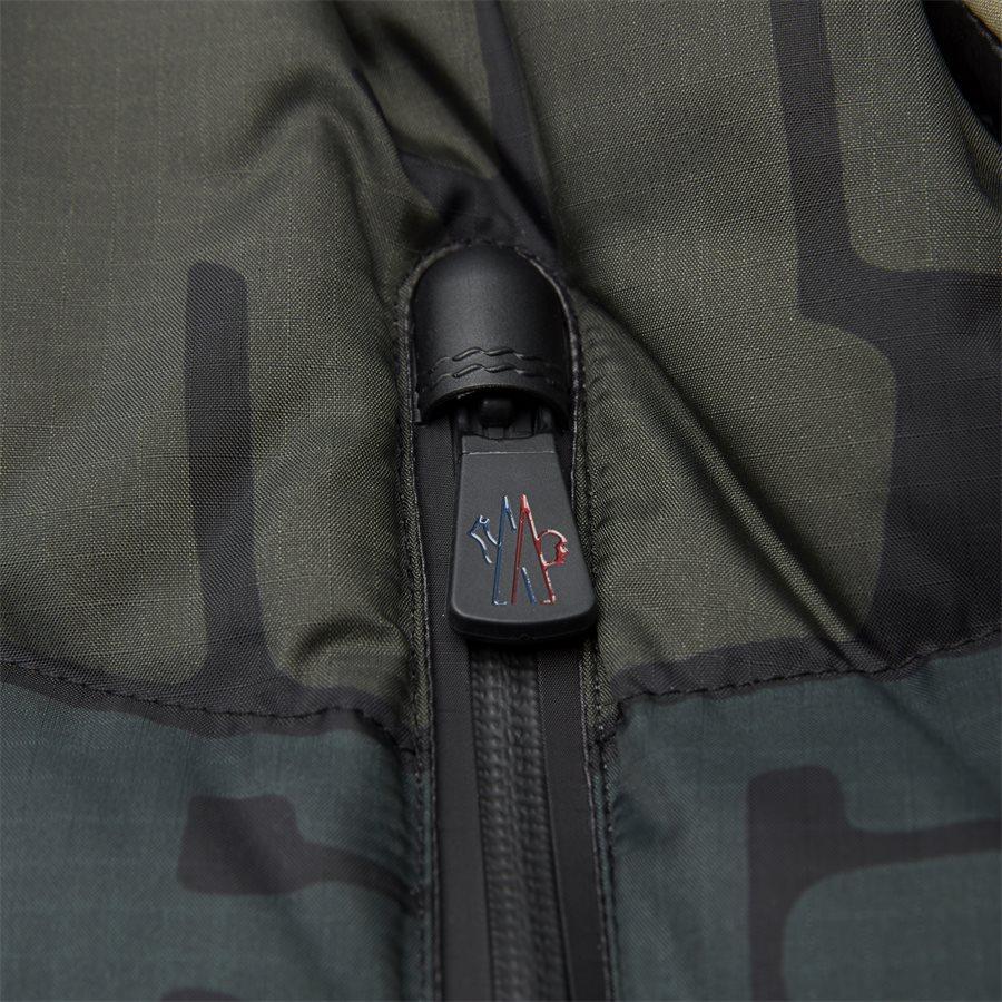 LIMMAT 4189505 C0252 - Jakker - Regular fit - ARMY - 9