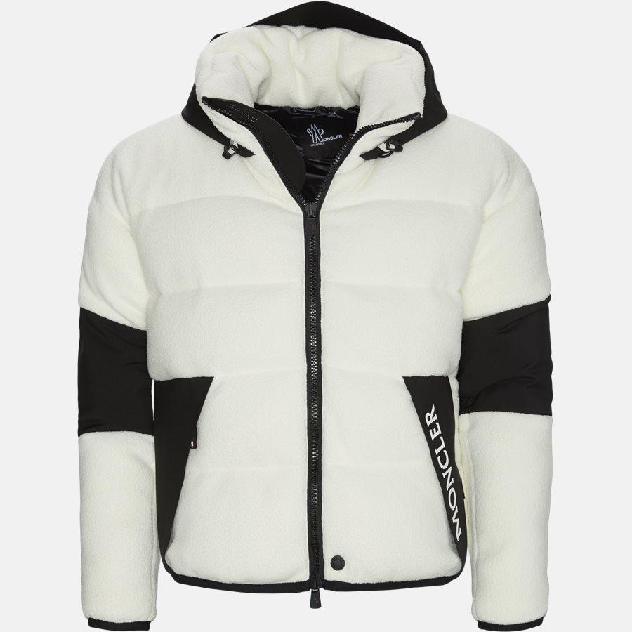 84024 50 C8013 - Sweatshirts - Regular fit - WHITE/BLACK - 1