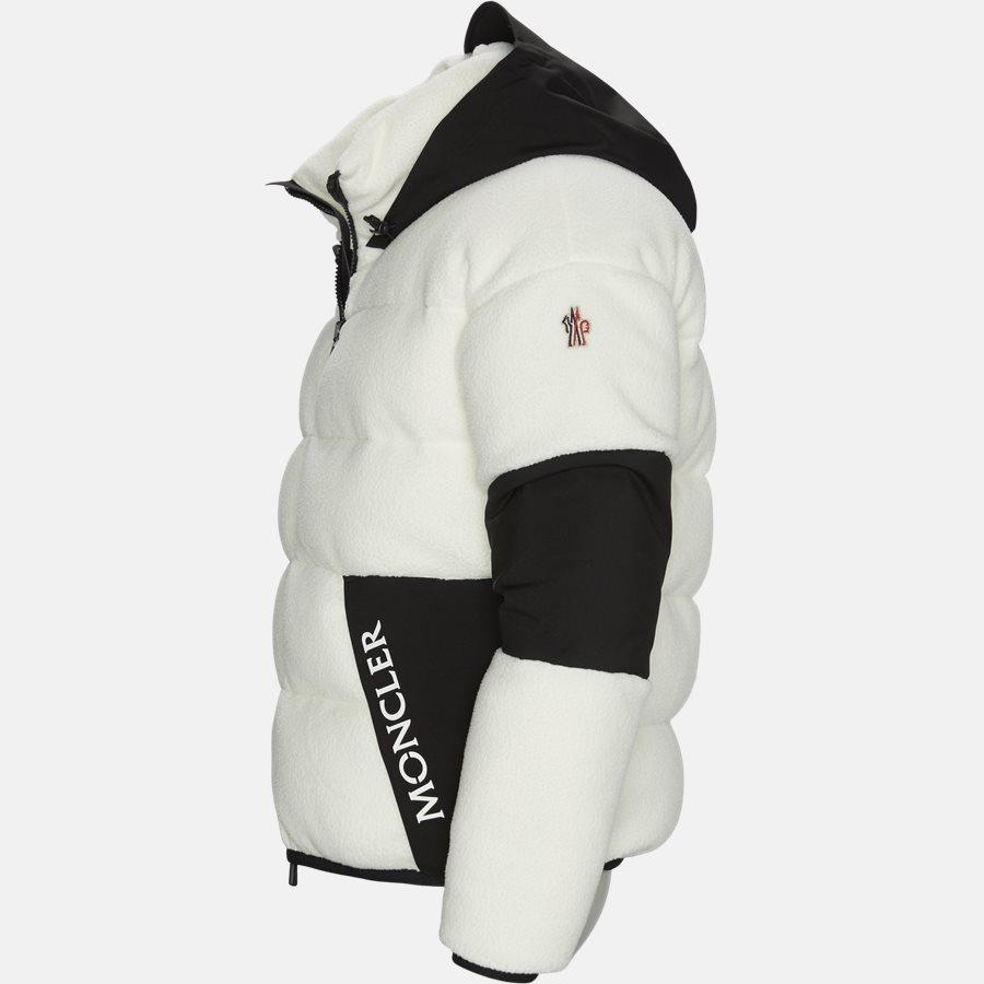 84024 50 C8013 - Sweatshirts - Regular fit - WHITE/BLACK - 3