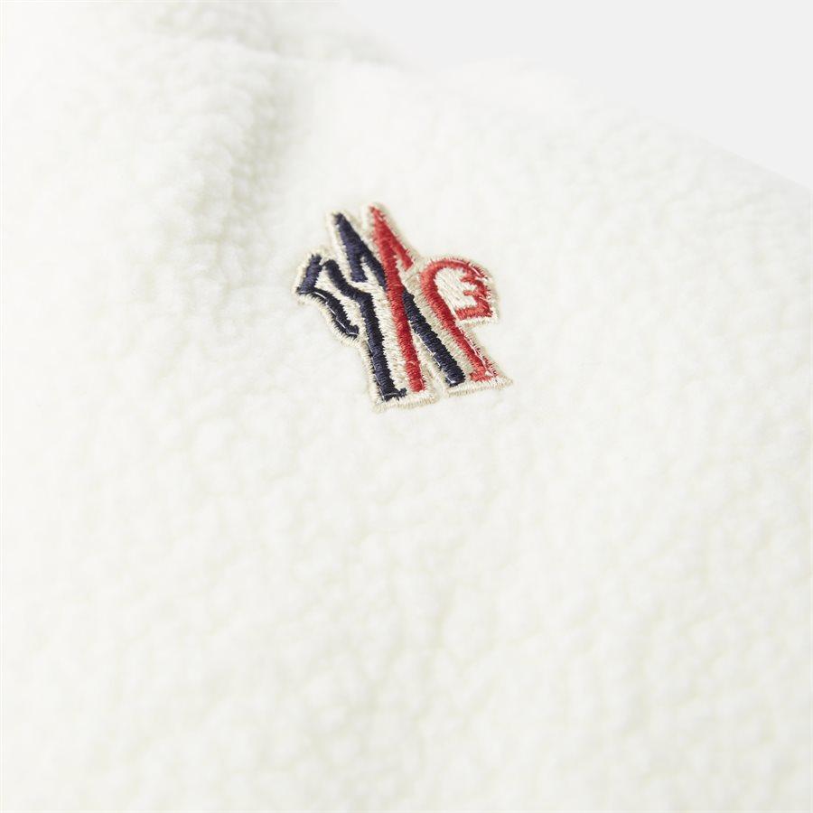 84024 50 C8013 - Sweatshirts - Regular fit - WHITE/BLACK - 7