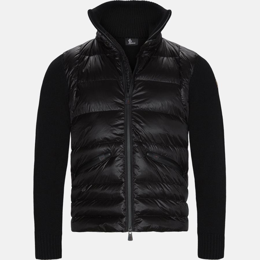 94216-00-94778 - Strik - Regular fit - BLACK - 1