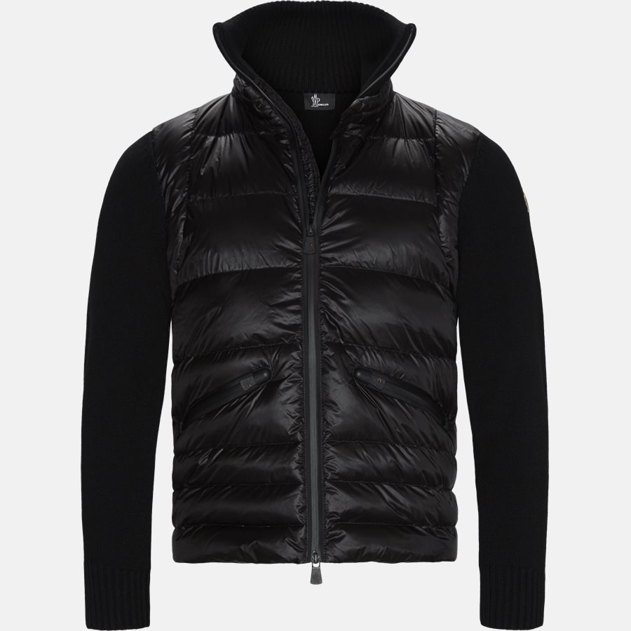 94216-00-94778 - Knitwear - Regular fit - BLACK - 1