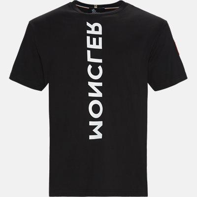 Oversized | T-shirts | Black