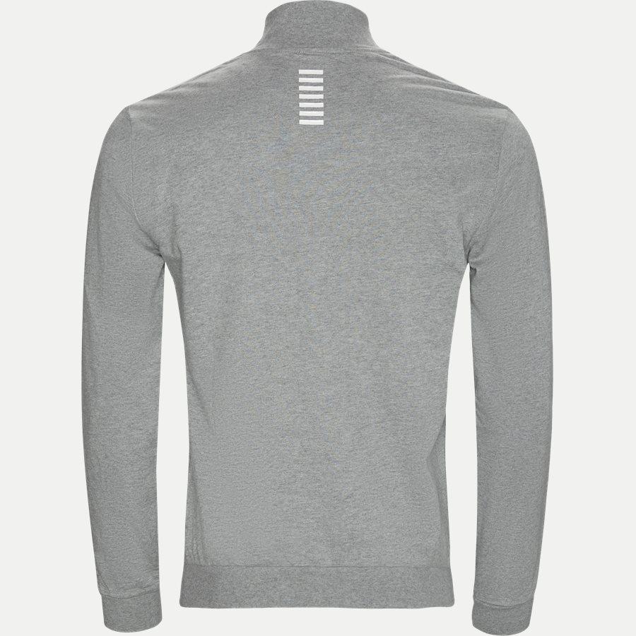 3GPV51 PJ05Z - Zip Sweatshirt - Sweatshirts - Regular - GRÅ - 2