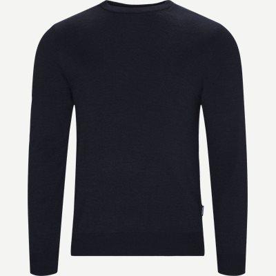 Nichols Striktrøje Slim | Nichols Striktrøje | Blå