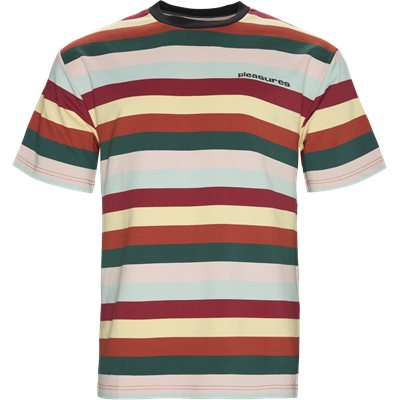 Inbox Striped Tee Regular | Inbox Striped Tee | Multi