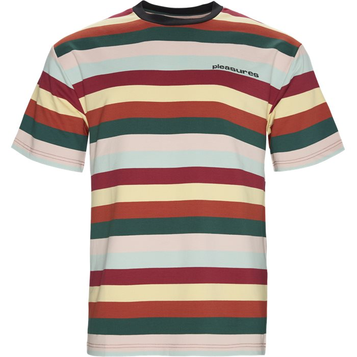 Inbox Striped Tee - T-shirts - Regular - Multi