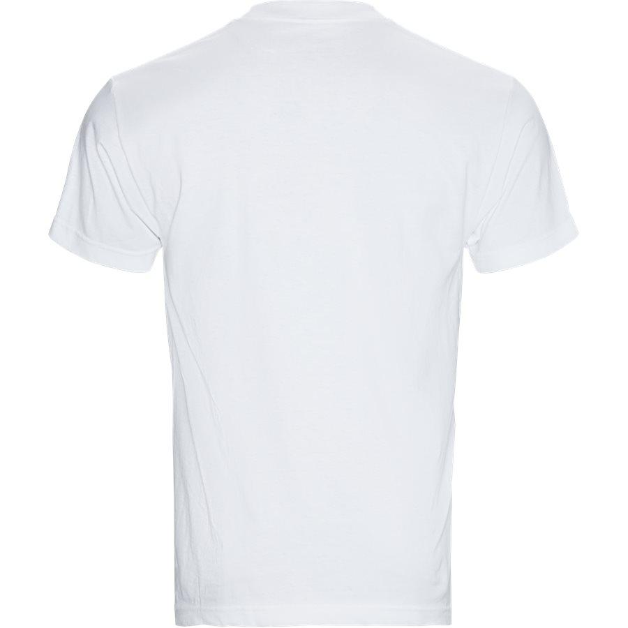 MILK TEE - Milk Tee - T-shirts - Regular - HVID - 2