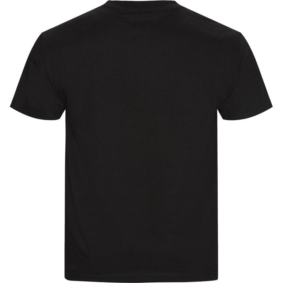 MANIA LOGO TEE - Mania Logo Tee - T-shirts - Regular - SORT - 2