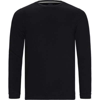 Perth LS Tee Regular | Perth LS Tee | Sort