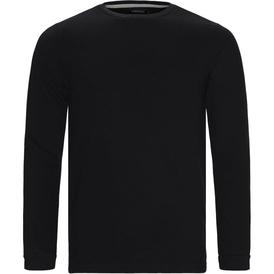 PERTH - T-shirts - Regular - SORT - 1
