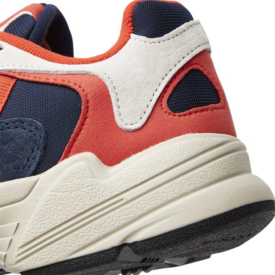 YUNG-1 B37615 - Yung-1 Sneaker - Sko - HVID/RØD - 5