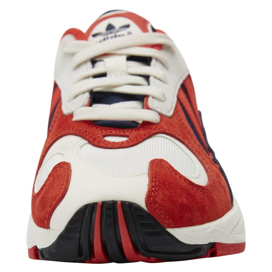 YUNG-1 B37615 - Yung-1 Sneaker - Sko - HVID/RØD - 6