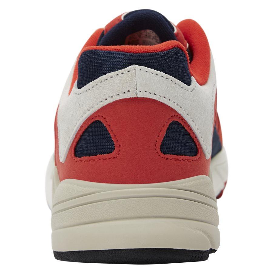 YUNG-1 B37615 - Yung-1 Sneaker - Sko - HVID/RØD - 7