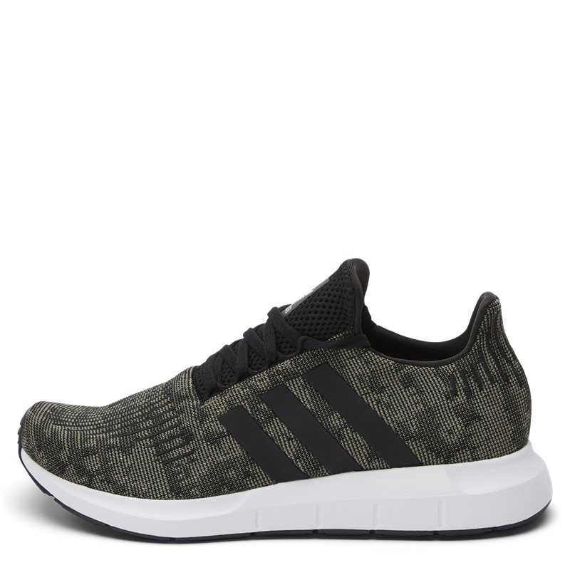 Image of   Adidas Originals Swift Run Sneakers Sort