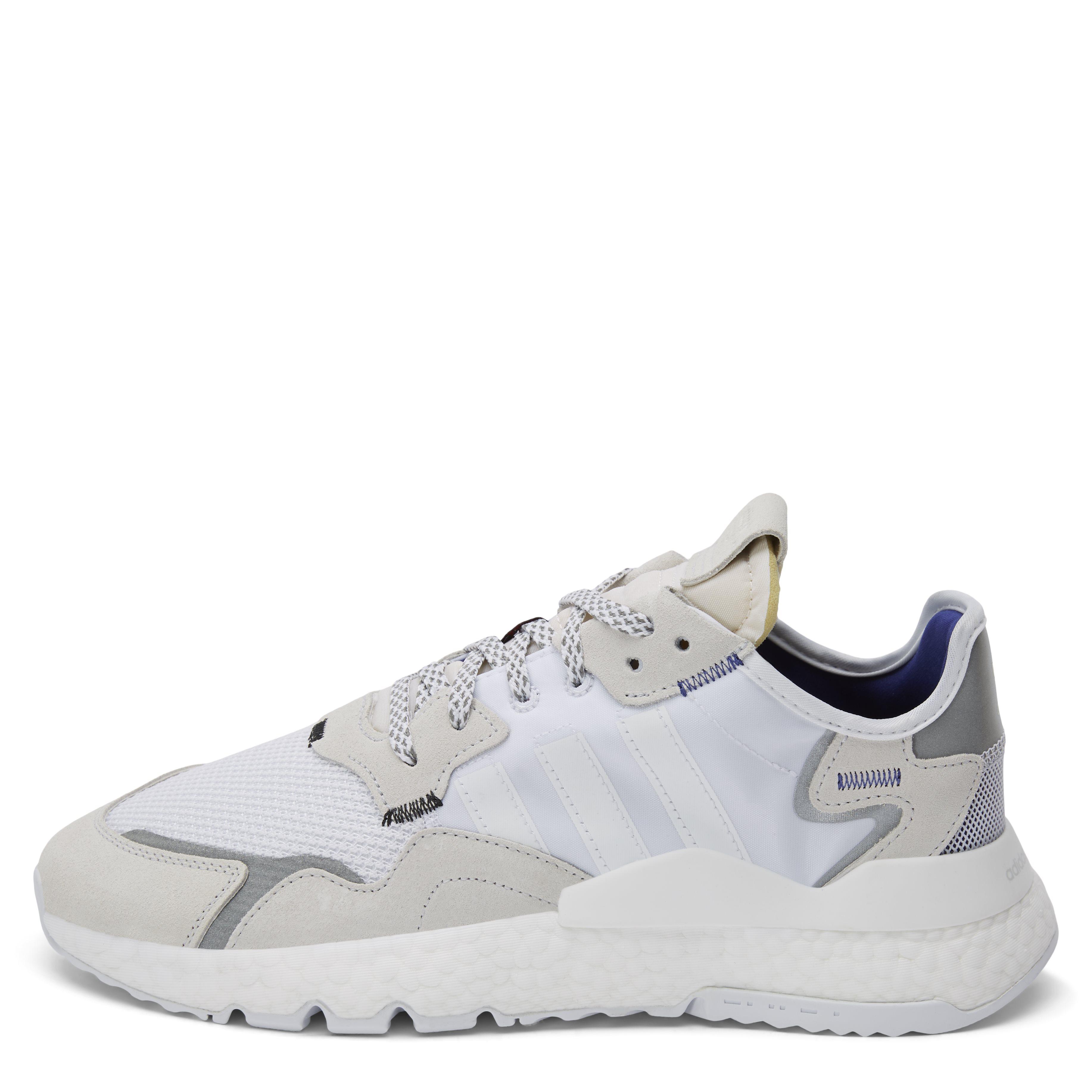 Nite Jogger Sneakers - Sko - Hvid