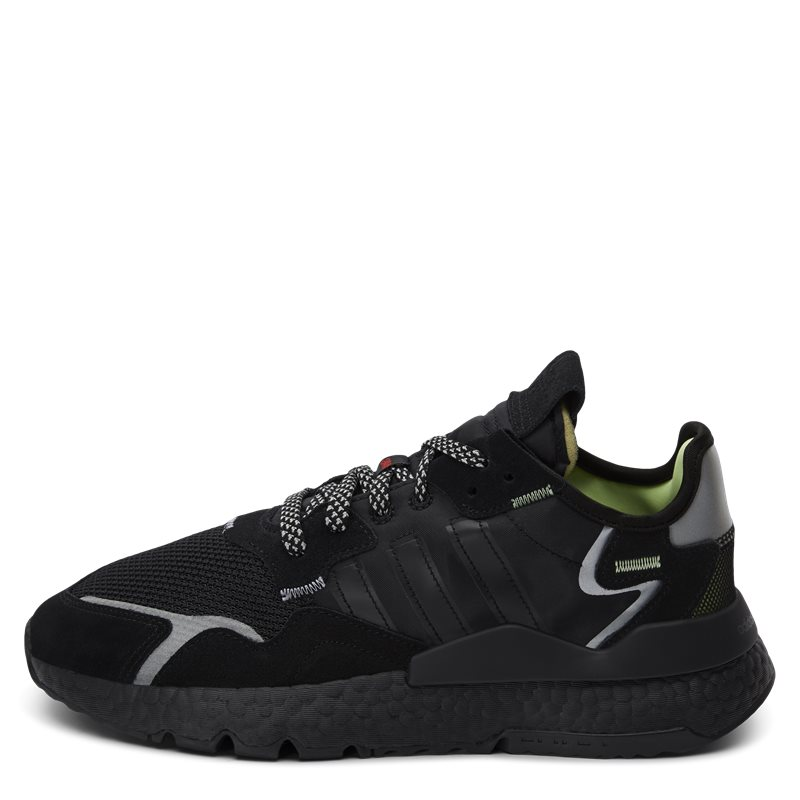 Image of Adidas Originals Nite Jogger Sneakers Sort