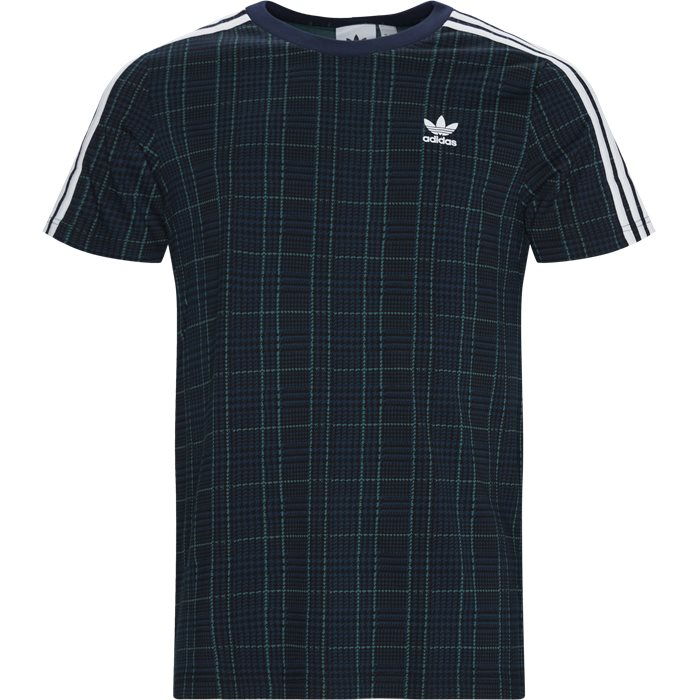 Tartan Tee - T-shirts - Regular - Multi