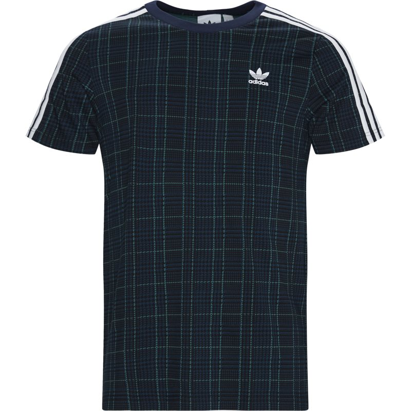 Image of   Adidas Originals Tartan Tee Multi