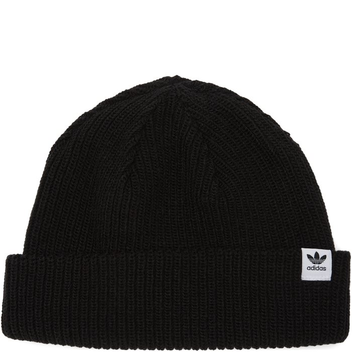 Shorty Beanie - Huer - Sort