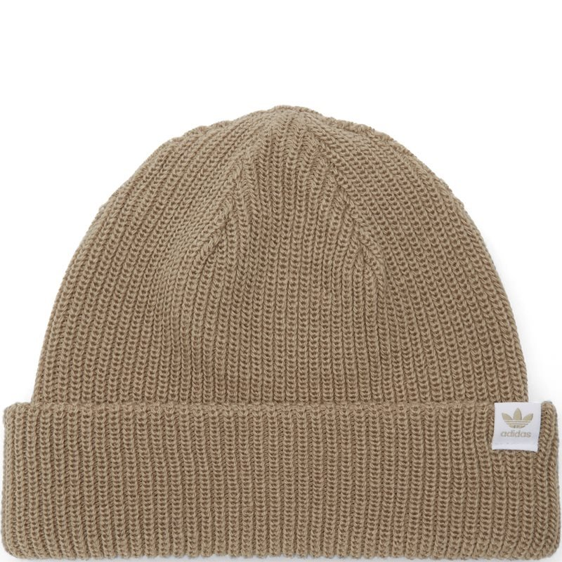 Image of   Adidas Originals Shorty Beanie Khaki