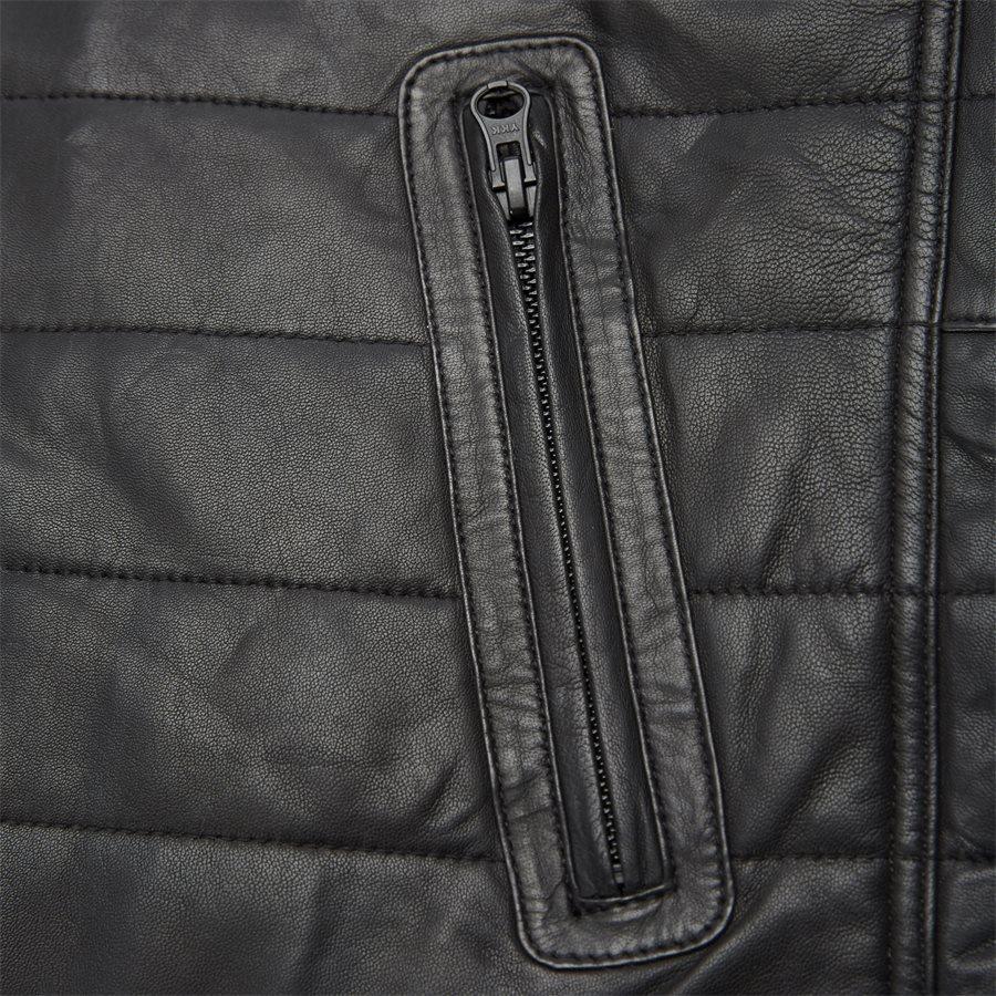 BECKHAM - Jackets - Regular - BLACK - 5