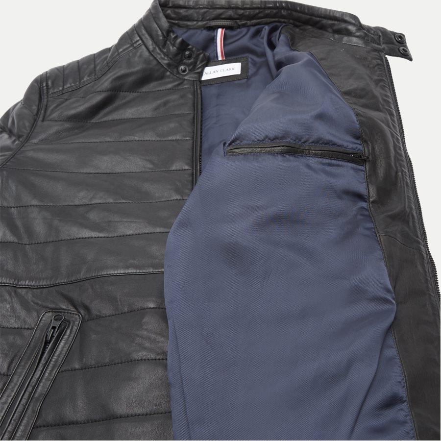 BECKHAM - Jackets - Regular - BLACK - 7
