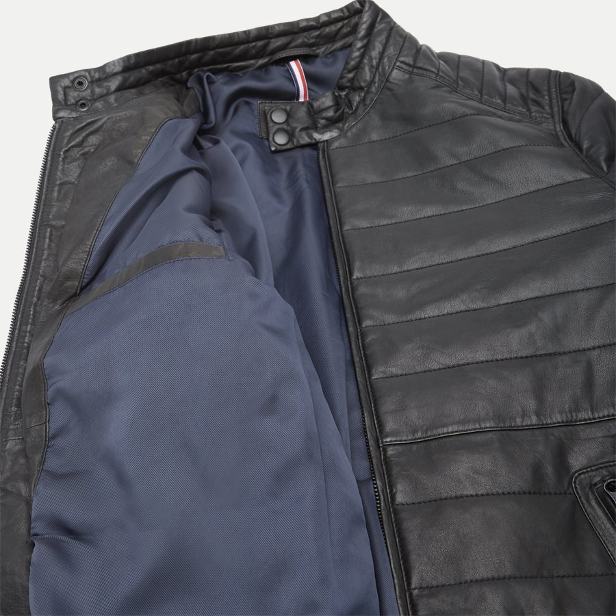 BECKHAM - Jackets - Regular - BLACK - 8