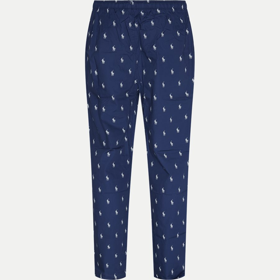 714753026 PJ PANT - Pyjamas Pants - Undertøj - Regular - BLÅ - 2