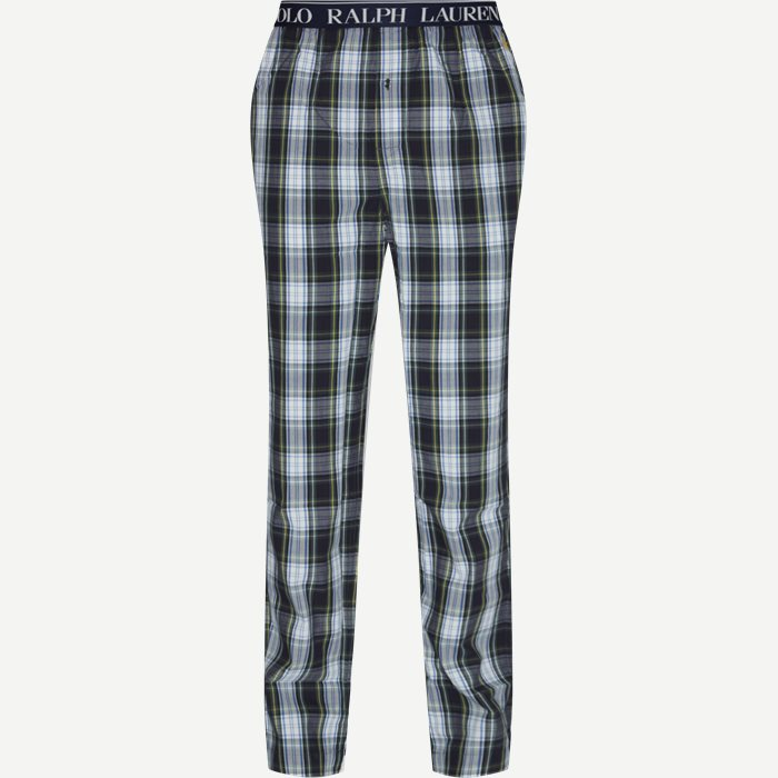 Pyjamas Pants - Undertøj - Regular - Grøn