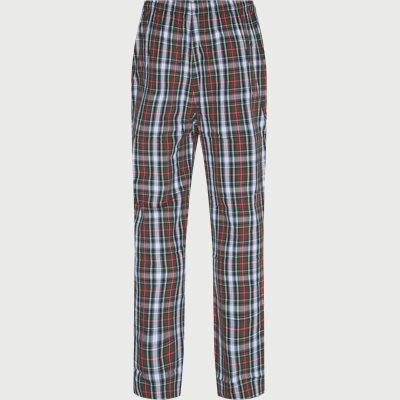 Pyjamas Pants Regular | Pyjamas Pants | Rød