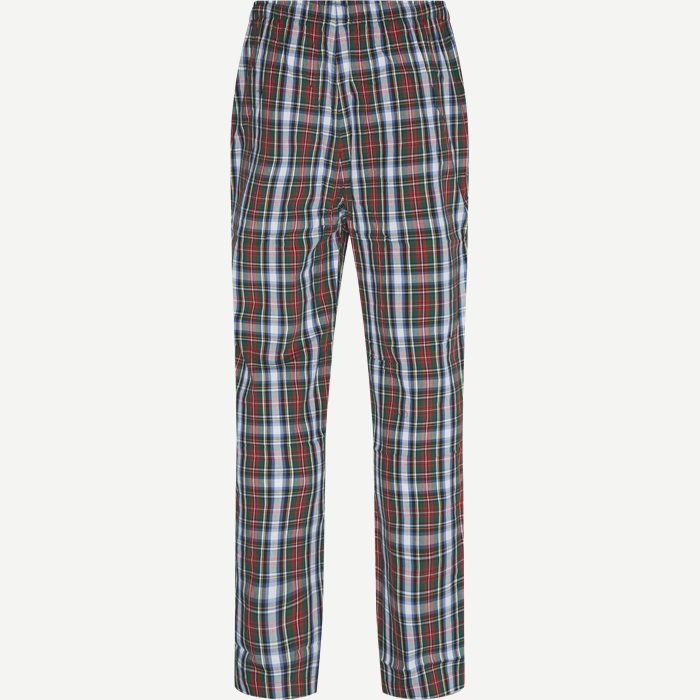 Pyjamas Pants - Undertøj - Regular - Rød