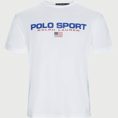 Polo Sport Tee Regular | Polo Sport Tee | Hvid
