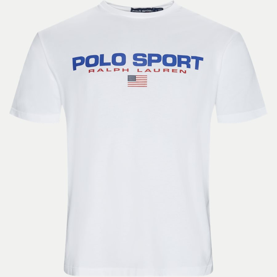 710750444 - Polo Sport Tee - T-shirts - Regular - HVID - 1