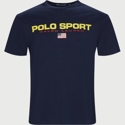 Polo Sport Tee Regular | Polo Sport Tee | Blå