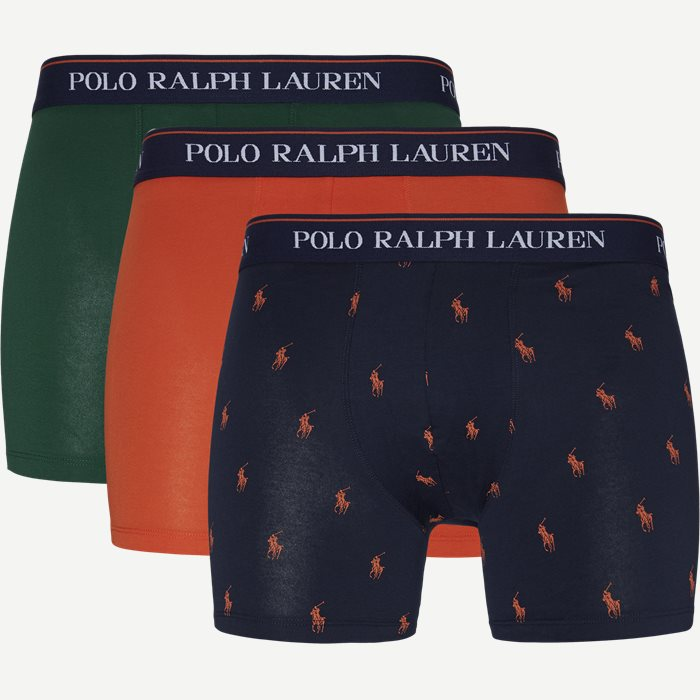 3-Pack Boxer Briefs - Undertøj - Blå